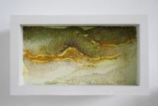 Koesterkastje-groen - 12x6cm