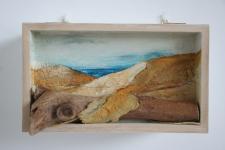 Koesterkastje-zee - 12x6cm verkocht
