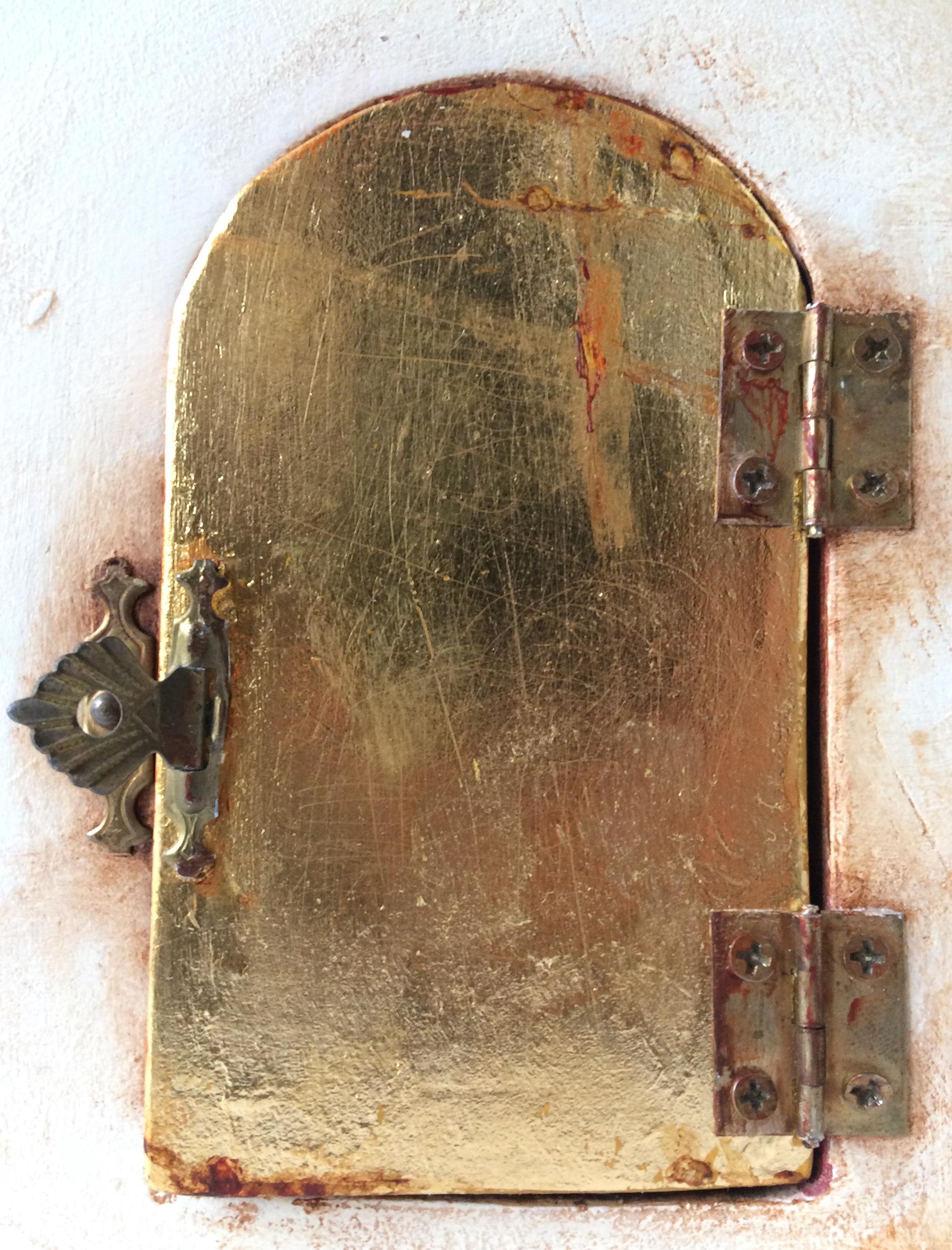 Gouden deurtje